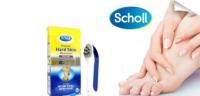 Массажный скребок для пяток Scholl Hard skin Remover