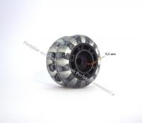 Колесо для чемодана двойное №69 (диаметр 57 мм.)